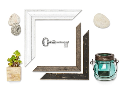 Rustic Frames Collection